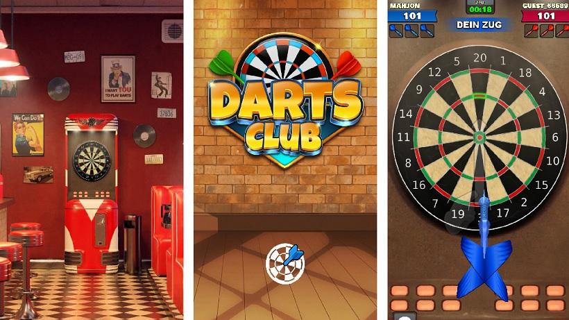 Erfahrt hier alles über das Spiel Darts Club