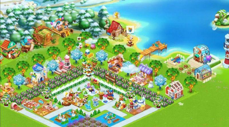 Dorfleben Küste Kostenlos Spielen