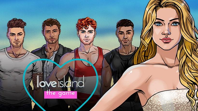 Das Spiel zur Dating-Show Love Island