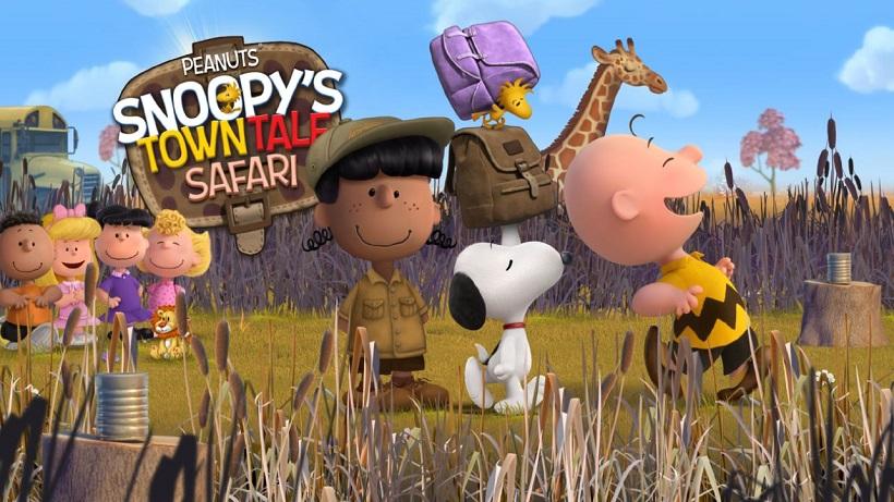 Peanuts Snoopy Town Tale ist zuckersüß!