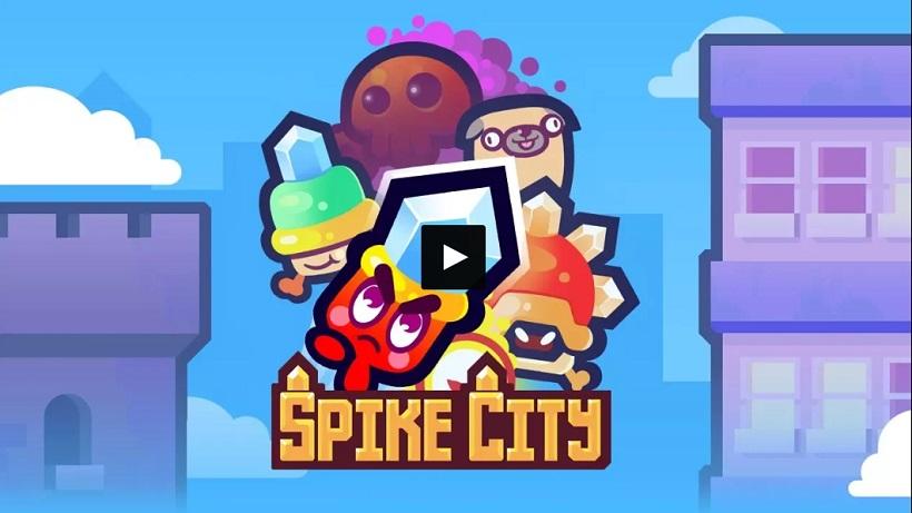 Spike City könnt ihr hier kostenlos spielen
