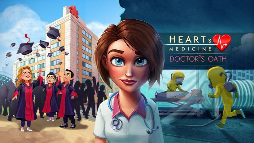 Hearts Medicine Doctors Oath