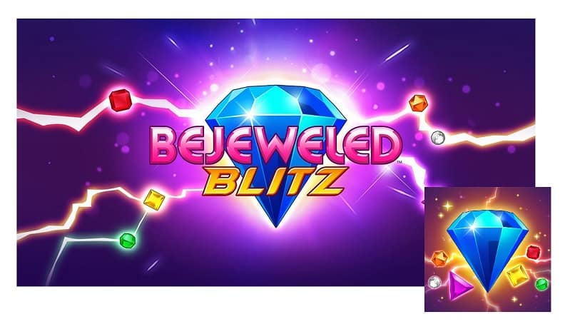 Die Mutter aller Match 3-Spiele: Bejeweled Blitz