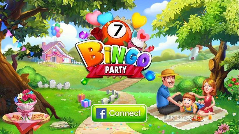 Spielt mit 10.000 Menschen gleichzeitig Bingo Party