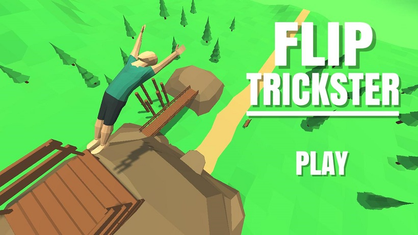 Das coole Parcours-Spiel Flip Trickster wurde verbessert!