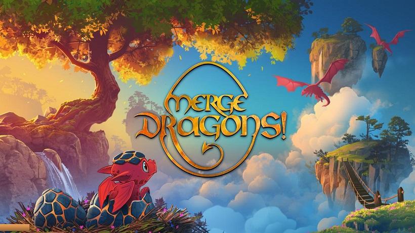 Holt euch neue Wesen in Merge Dragons