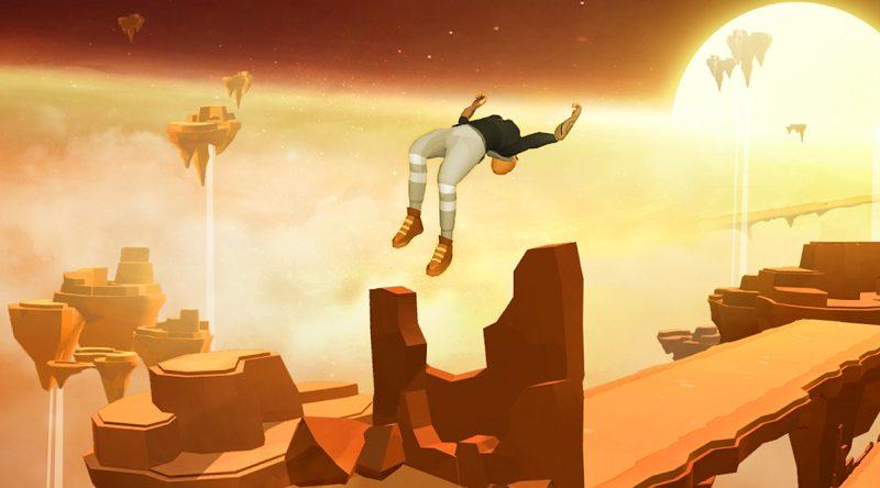 Sky Dancer - Free Falling
