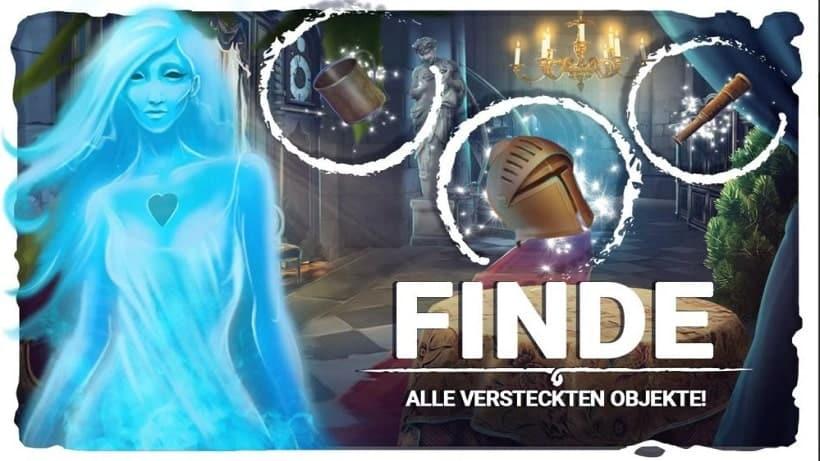 In Wimmelbild Zauberschloss sind 2000 Objekte versteckt