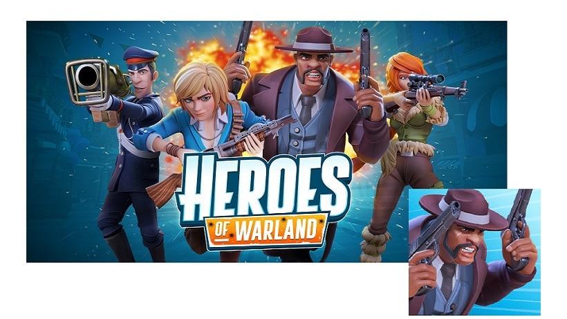Heroes of Warland ist ein rundenbasierter Online-Shooter