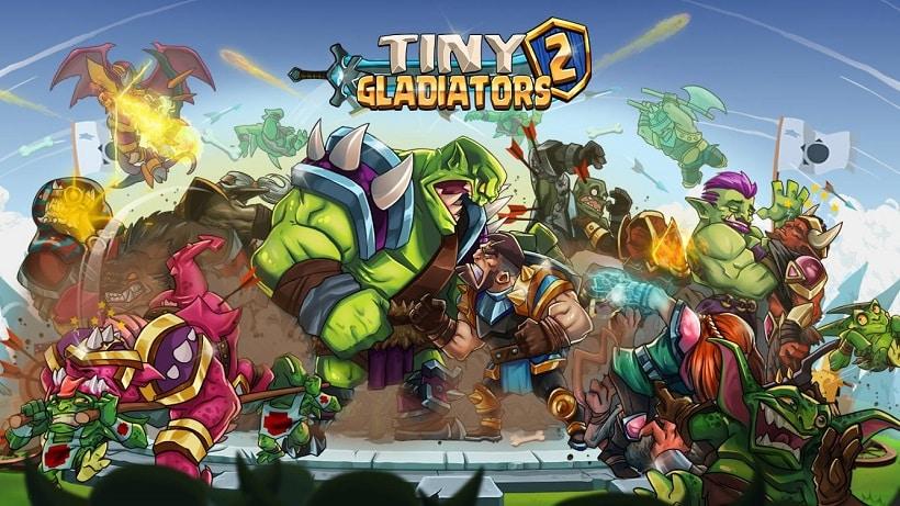 Tiny Gladiators 2