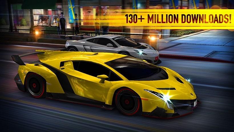 Neue Autos in CSR Racing 2 verfügbar