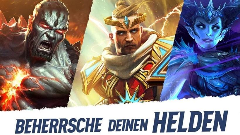 Heroic Magic Duel bietet Strategie-Kämpfe in Echtzeit