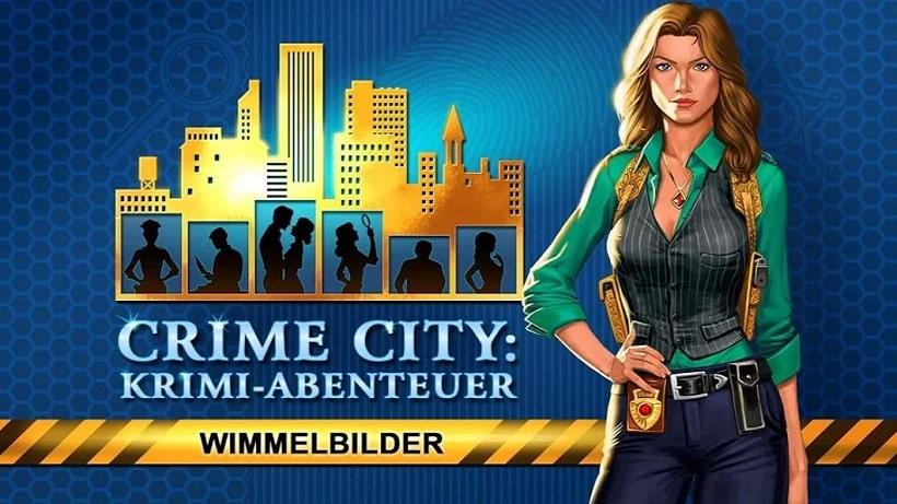 Es gibt neue Fälle in Crime City Krimi-Abenteuer