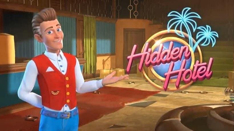 Oliver aus Hidden Hotel hat aufgeräumt
