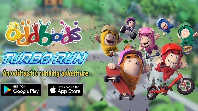 Oddbods Turbo Run ist ein toller Endless-Runner!