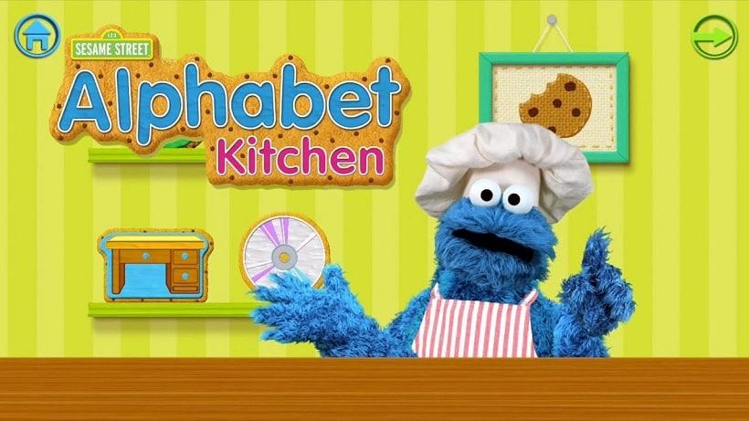 Für Kids: Sesame Street Alphabet Kitchen