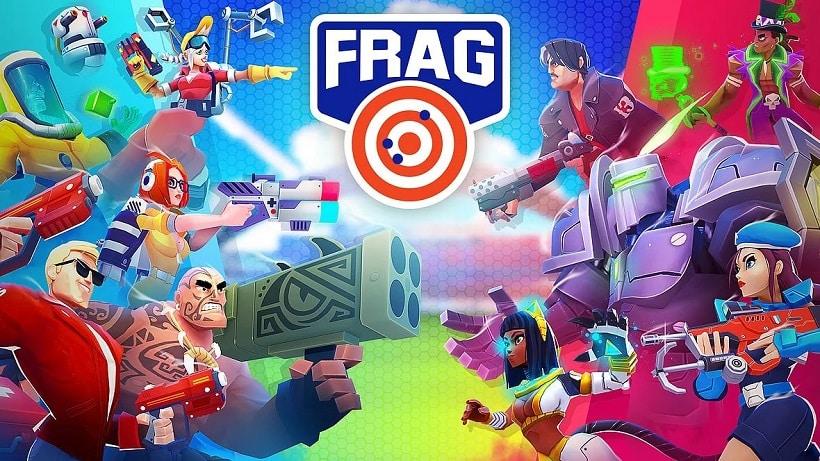 FRAG Pro Shooter hat ein großes Update erhalten