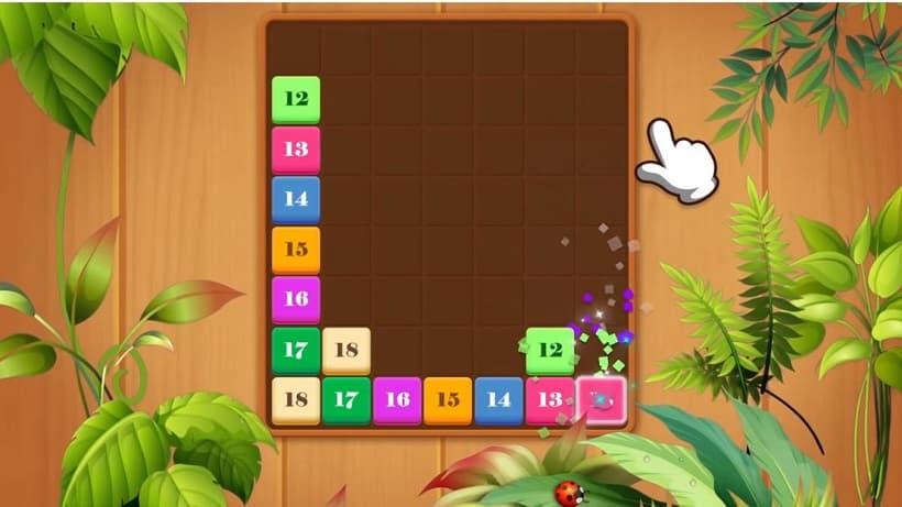 Drag n Merge - Block Puzzle