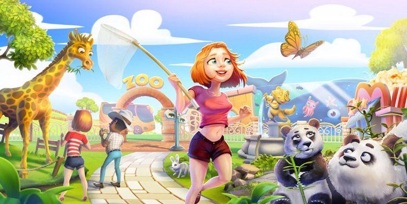 Zoo Craft - Tierfamilie