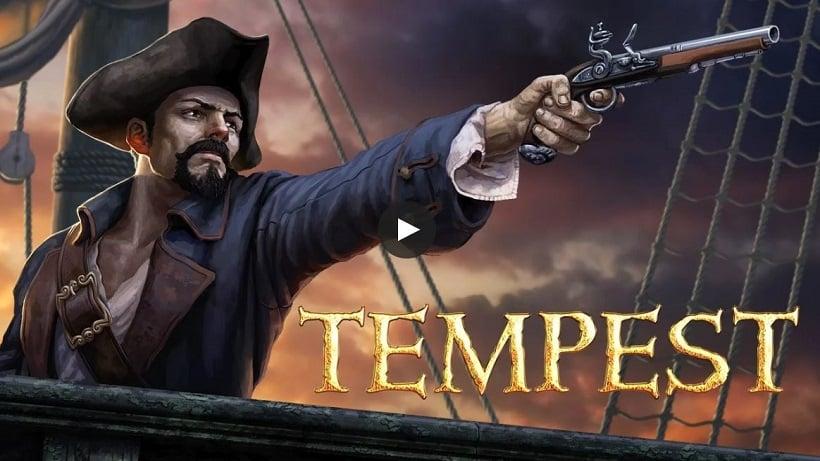 Werdet in Tempest – Pirate Action RPG zum besten Freibeuter!