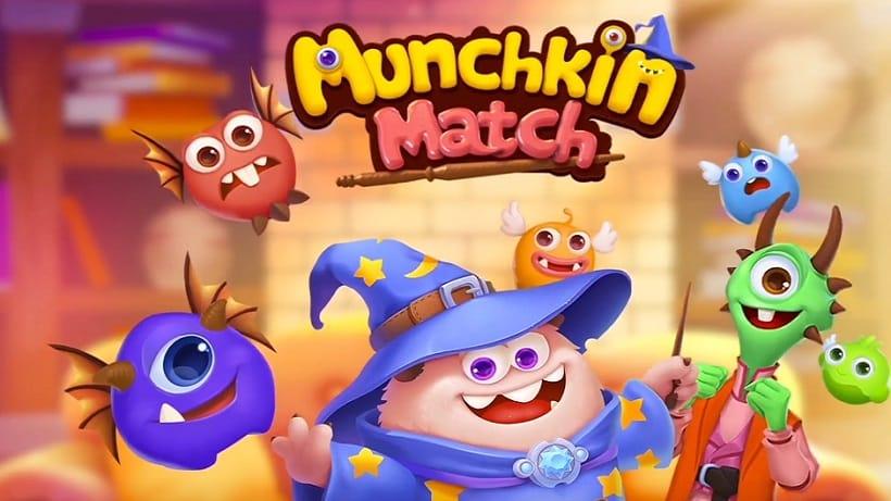 Munchkin Match ist eine nette Homescapes-Alternative