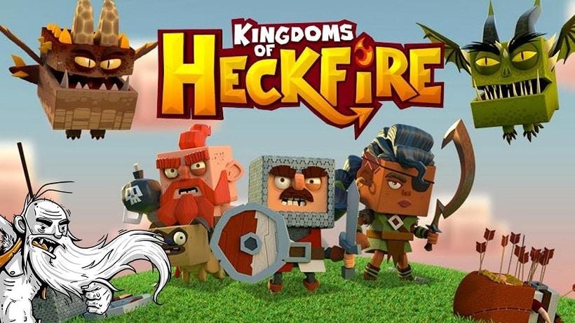 Kingdoms of Heckfire