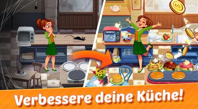 Delicious World - Kochspiel
