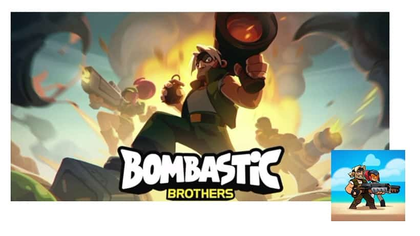 Bombastic Brothers Top Squad ist ein cooler 2D-Shooter