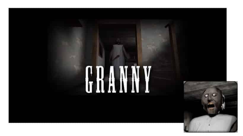 Die Horror-Oma aus Granny hat es in sich!