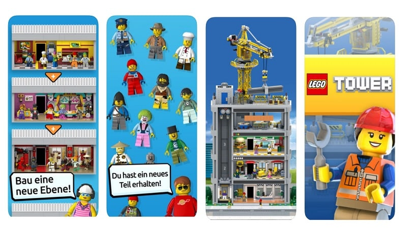 LEGO Tower hat neue Charaktere erhalten