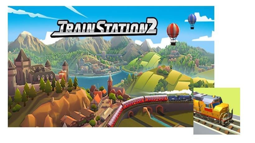 Trainstation 2