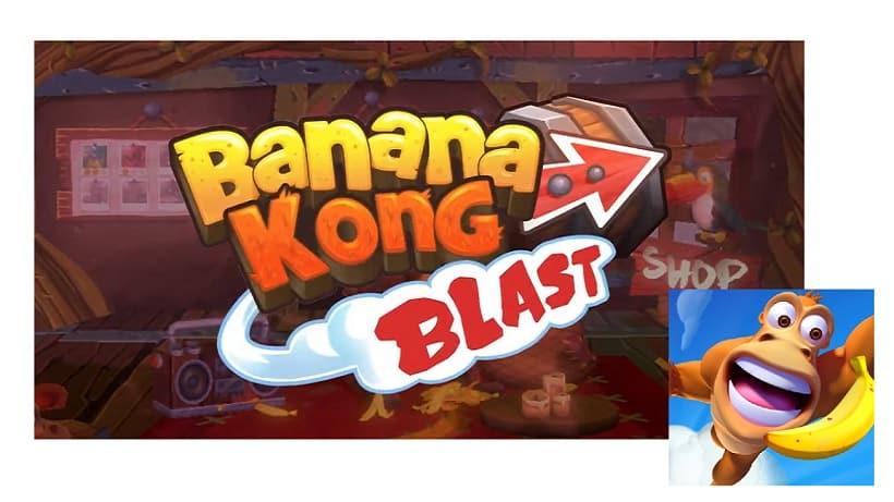 Banana Kong Spiele