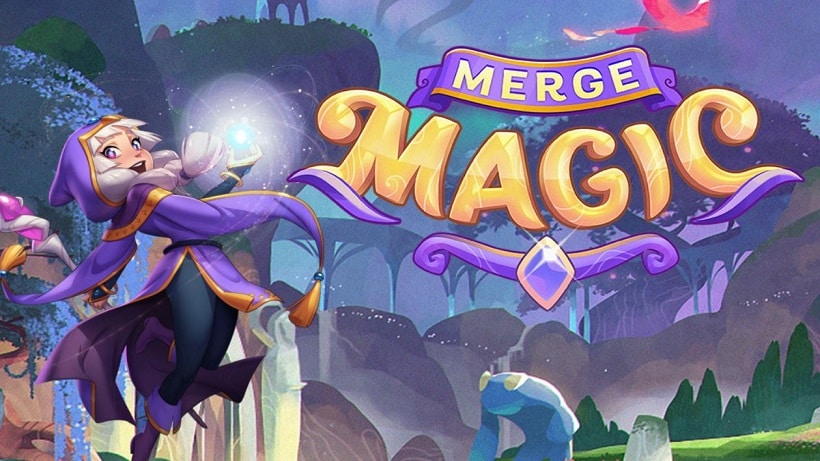 Bald startet ein Spukevent in Merge Magic