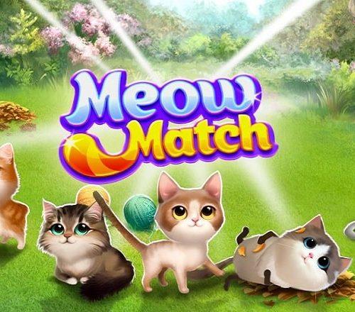 Meow Match ist ein kniffliges Match 3-Spiel