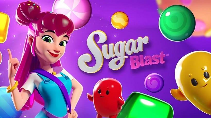 Kostenlose Spiele-Apps - das sind Bilder zum Spiel Sugar Blast