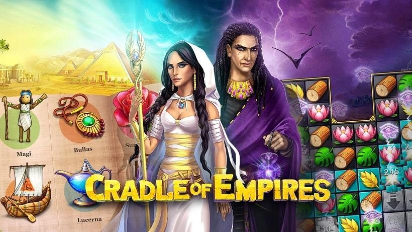 40 neue Levels in Cradle of Empires verfügbar