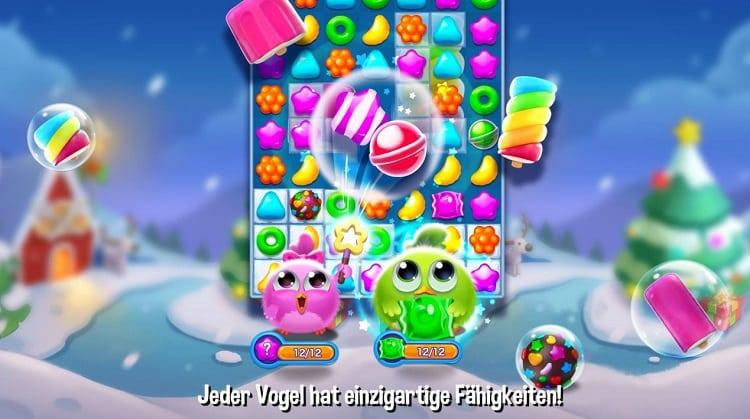 Screen Kostenlose Spiele Apps