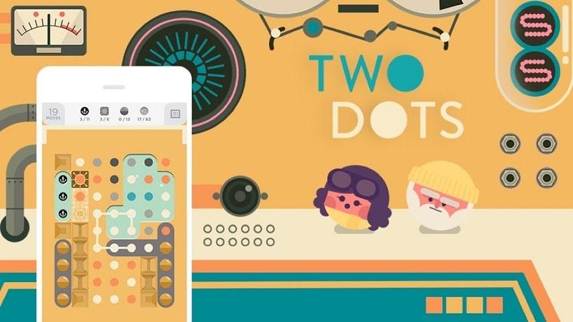 Two Dots ist ein echtes Spielejuwel