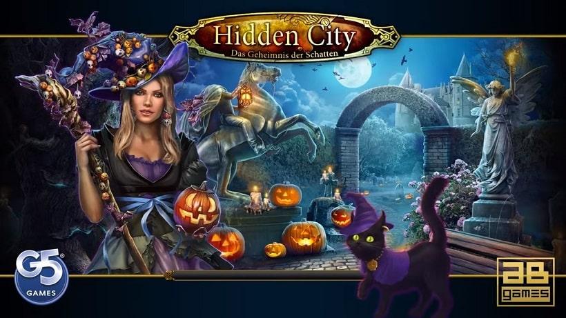 Hidden City - Das Geheimnis der Stadt von G5 ist ein sehr gutes Wimmelbildspiel