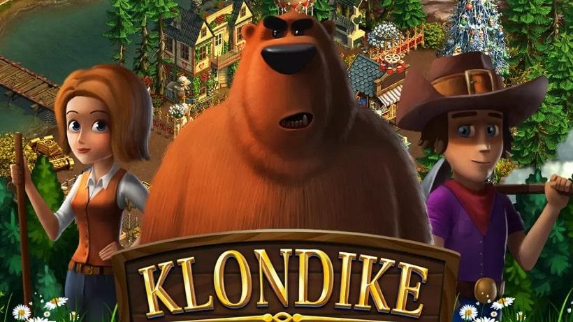 Sammelt Truhen in Klondike Adventures ein