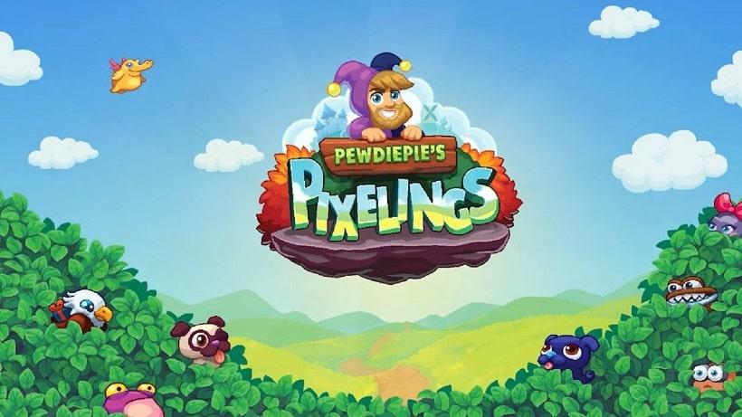 PewDiePie's Pixelings