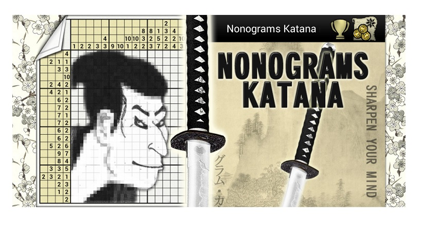Nonogramme Katana