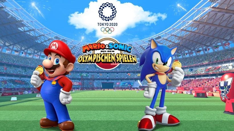 Mario und Sonic bei den Olympischen Spielen – Tokyo 2020