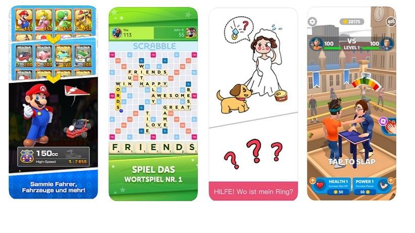 iOS Spiele Charts
