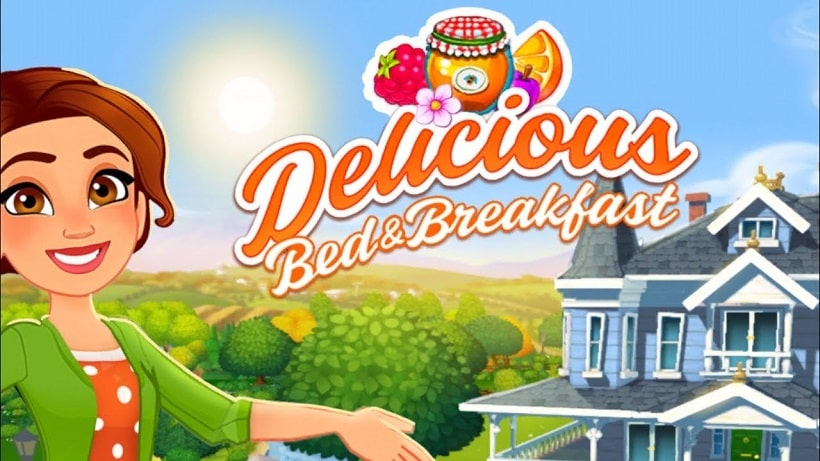 Delicious Bed and Breakfast macht enorm hungrig