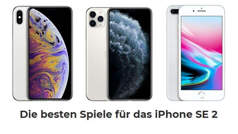 Die besten Spiele für das iPhone SE 2