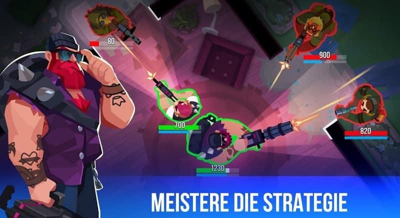 Bullet Echo - bedenkt eure Strategire