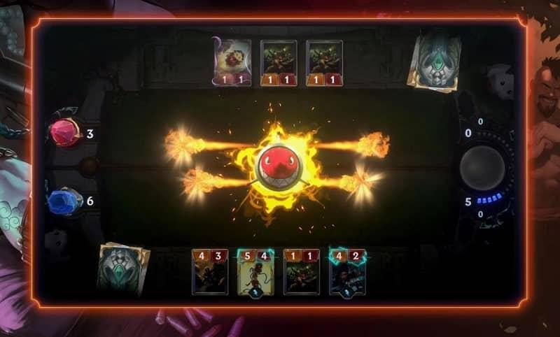 Legends of Runeterra - dank des dynamischen Gameplays kannst du jederzeit reagieren und kontern