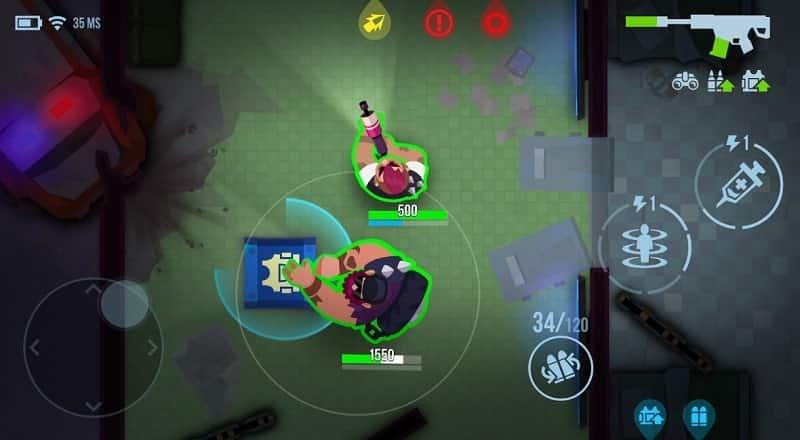 Bullet Echo ist ein cooles Actionspiel