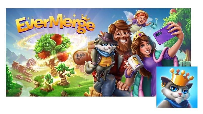 EverMerge – bald startet ein neuer Event